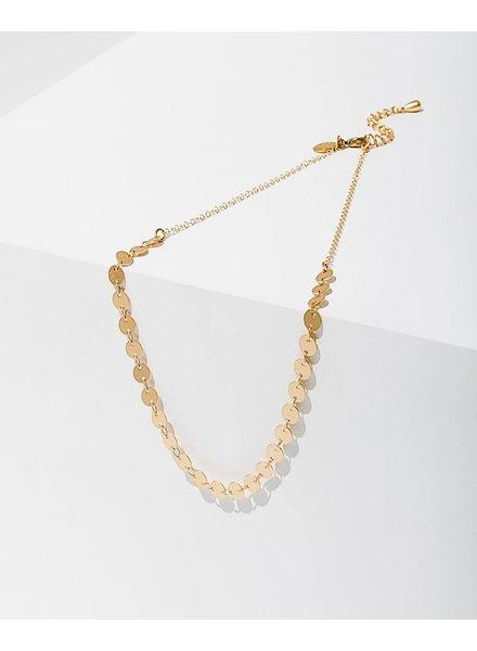 Larissa Loden 'Candra' Circles Necklace (More Colors)