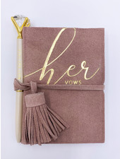 SB Design Studio 'Her Vows' + Best Day Ever Pen