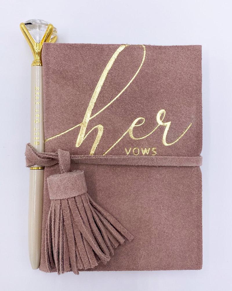 SB Design Studio SB Design 'Her Vows' + Be Chic Pen