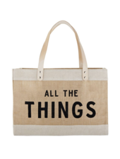 SB Design Studio All The Things Market Tote