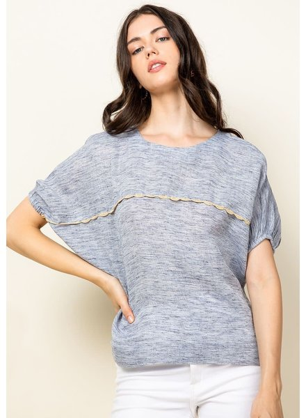 THML 'Hazy Days of Summer' Top