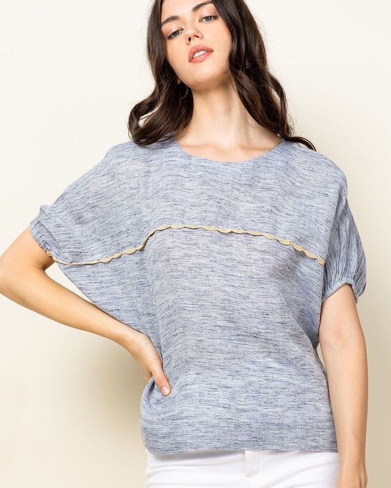 THML THML 'Hazy Days Of Summer' Top