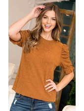 THML 'Colonel Mustard' Top