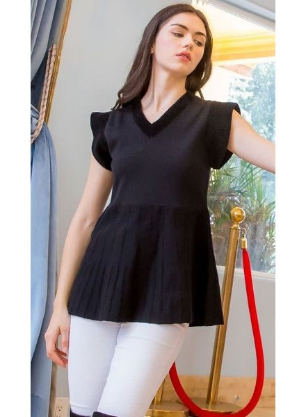 THML 'Fade to Black' Top