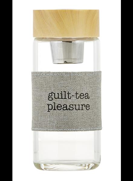SB Design Studio Glass Tea Infuser   Guilt-Tea Pleasure