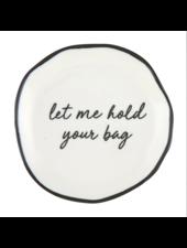 SB Design Studio Tea Bag Rest   Let Me Hold Your Bag