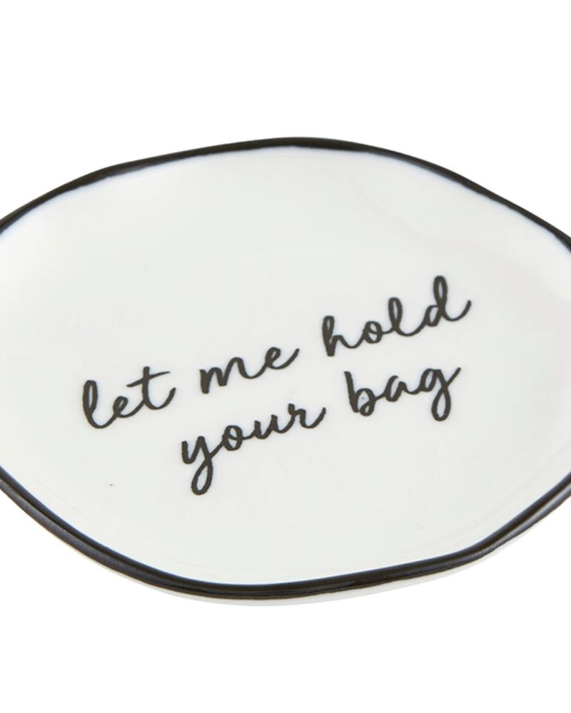 SB Design Studio SB Design Tea Bag Rest   Hold Your Bag