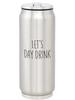SB Design Studio SB Design Large Stainless Steel Can   Day Drink