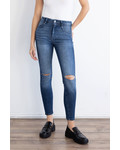 Kancan 'Andrea' Ultra High Rise Super Skinny Jeans
