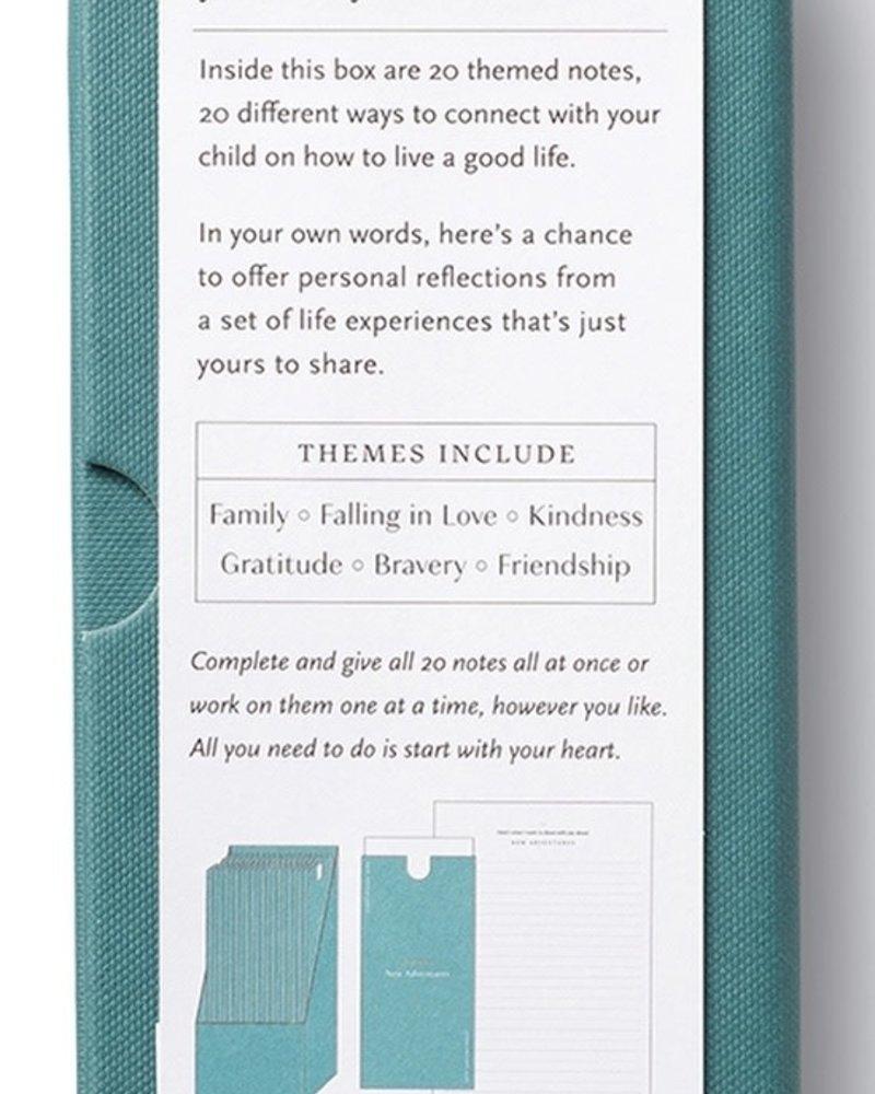 Compendium Compendium Life Notes: Parent to Child