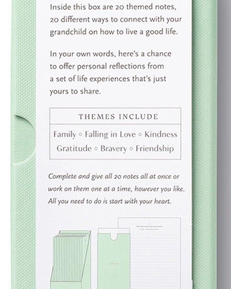 Compendium Compendium Life Notes: Grandparent to Grandchild