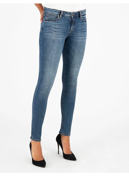 Kut from the Kloth 'Diana Kurvy' Skinny Jeans in Perfection
