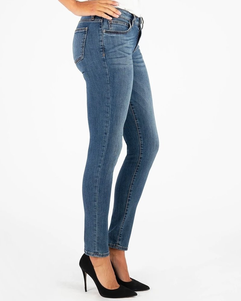 Kut from the Kloth Kut from the Kloth 'Diana Kurvy' Skinny Jeans in Perfection