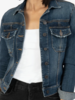 Kut from the Kloth Kut From The Kloth 'Amelia' Denim Jacket In Main