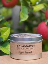 Kalamazoo Candle Co. Tin Candle in Apple Harvest