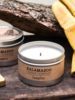 Kalamazoo Candle Co. Kalamazoo Tin Candle in Campfire