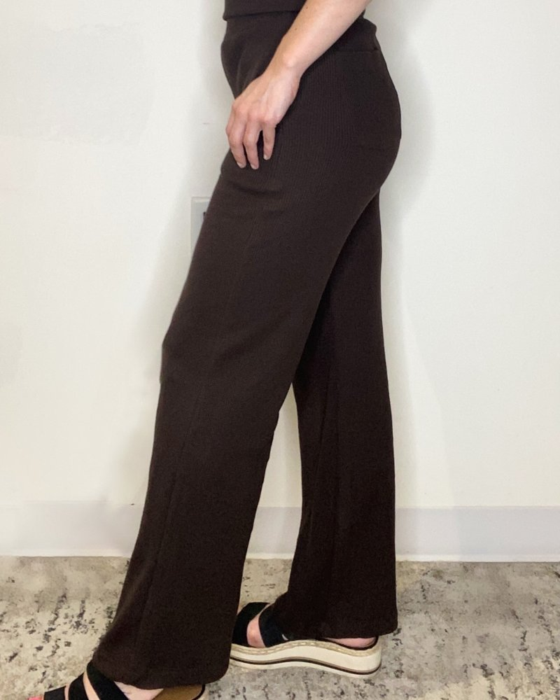 RD Style RD Style 'A Piece Of Dark Chocolate' Knit Pant