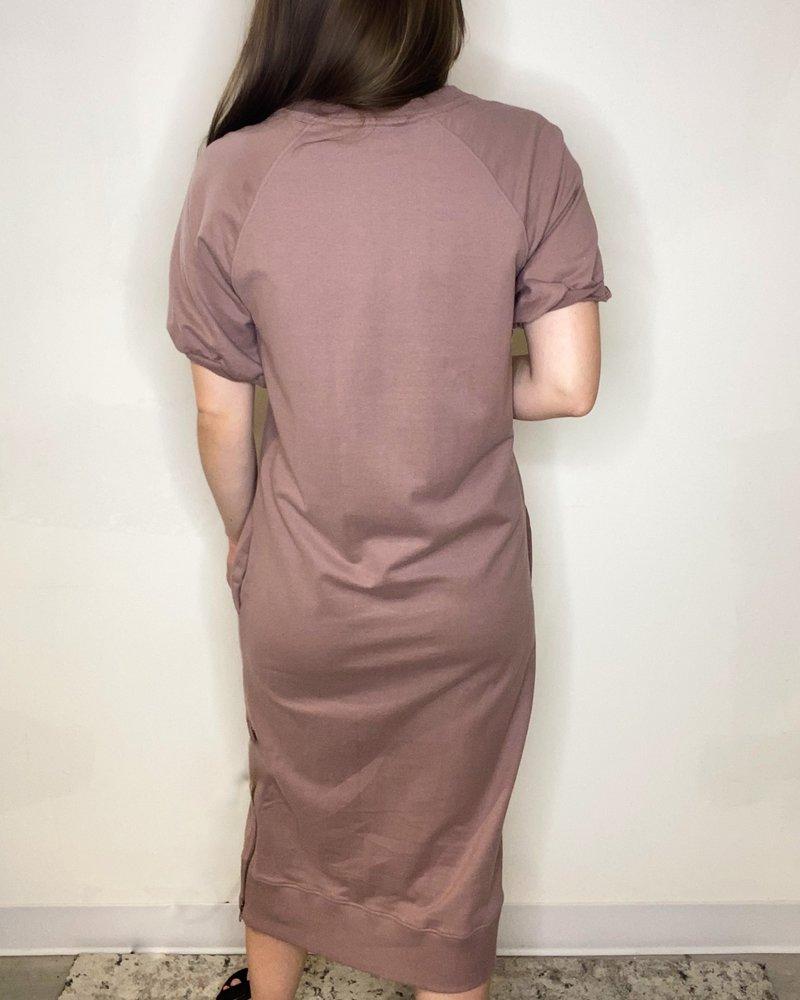 RD Style RD Style 'Zippy Zip' Knit Dress
