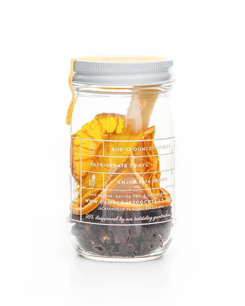 Camp Craft Cocktails Camp Craft Cocktails Brunch Punch Infusion Kit