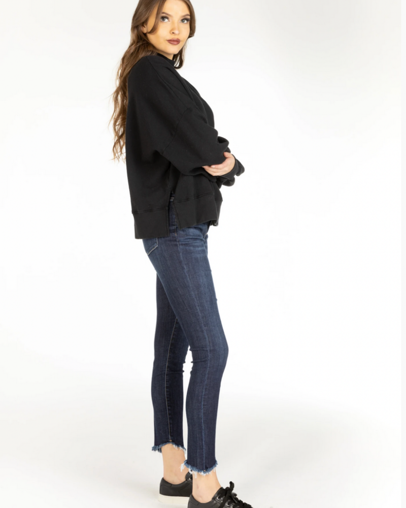 Articles of Society Articles of Society 'Suzy' Mid Rise Skinny Jean in Dawson