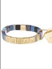 Scout Curated Wears Empower Bracelet | Dream Gold/Lapis/Jasper