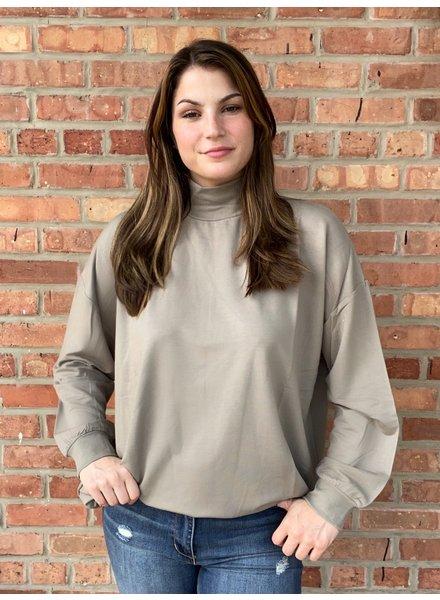 BB Dakota 'Neck Question' Sweatshirt