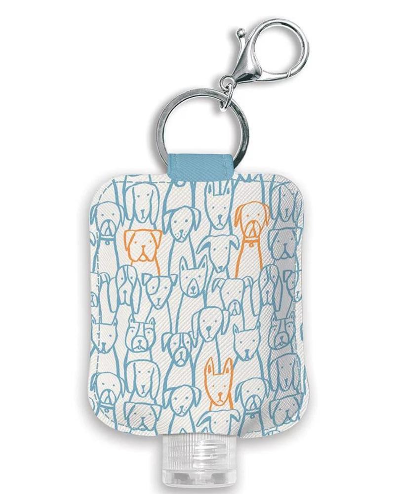 Studio Oh! Studio Oh! Hand Sanitizer Holder | Puppy Piles
