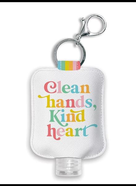 Studio Oh! Hand Sanitizer Holder | Clean Hands Kind Heart