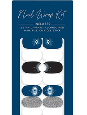 Studio Oh! Mani Nail Wrap Kit | Evil Eye