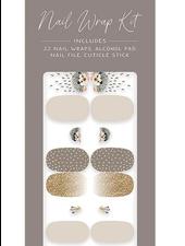 Studio Oh! Mani Nail Wrap Kit | Hedgehogs