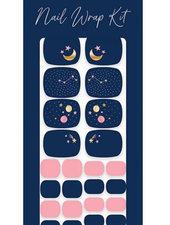 Studio Oh! Pedi Nail Wrap Kit | You Are Made Of Stars