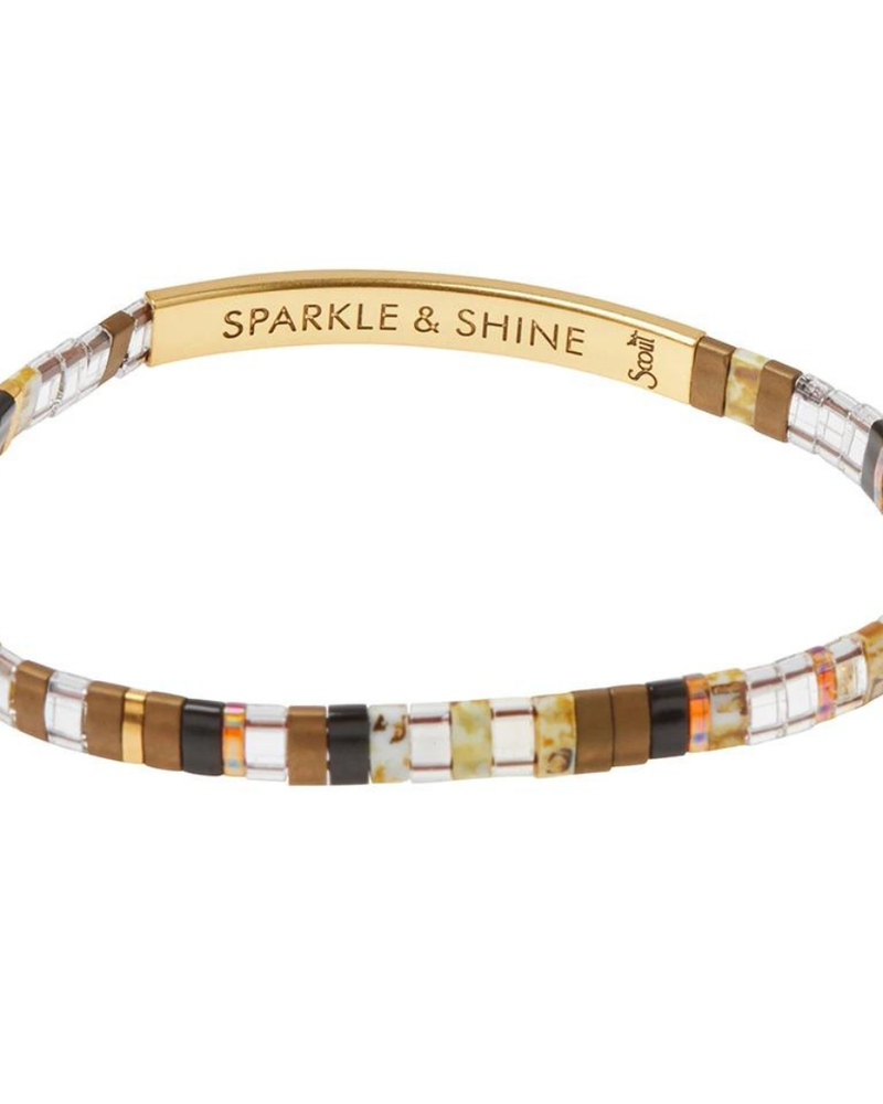 Scout Curated Wears Scout Good Karma Sparkle & Shine Topaz/Gold