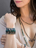 Scout Curated Wears Scout Majestic Jasper Stone Stacking Bracelets