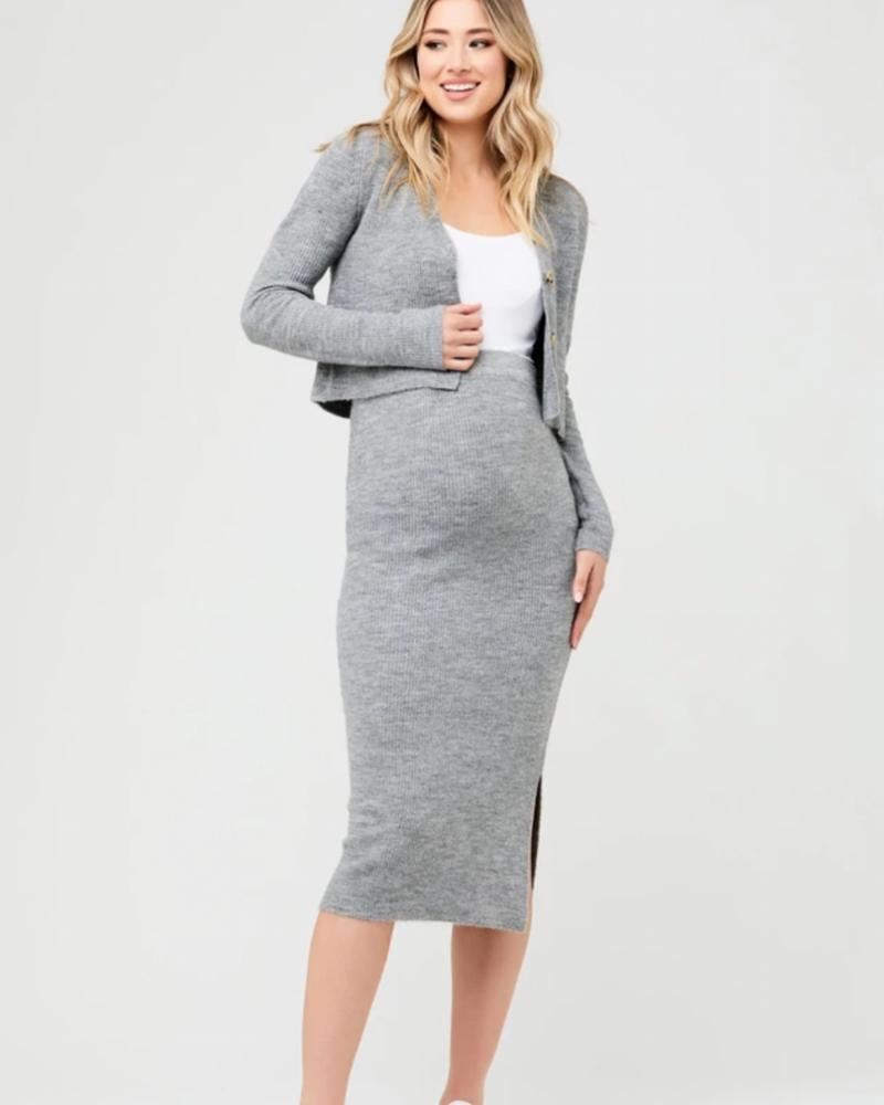 Ripe Ripe Maternity 'Beck' Knit Skirt