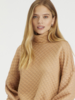 Sanctuary Clothing Sanctuary 'Starry Eyes' Quilted Popover