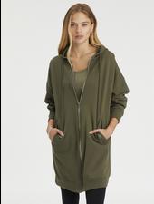 Sanctuary Clothing 'City Coat' Hoodie