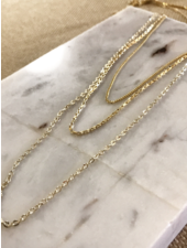 Must Have Mixed Chain Layered Necklace