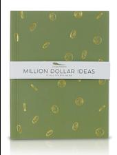 Lucky Feather Delightful Journals   Million Dollar Ideas