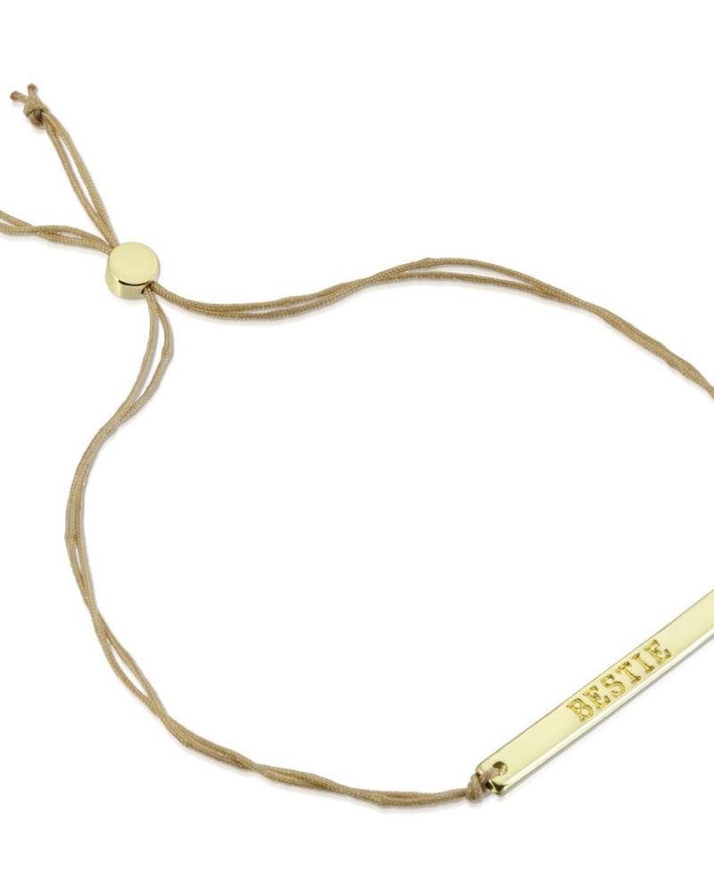 Lucky Feather Lucky Feather Morse Code Bracelet | Bestie