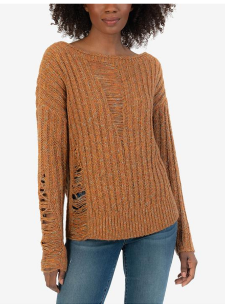 Kut from the Kloth 'Aurelia' Off Shoulder Sweater