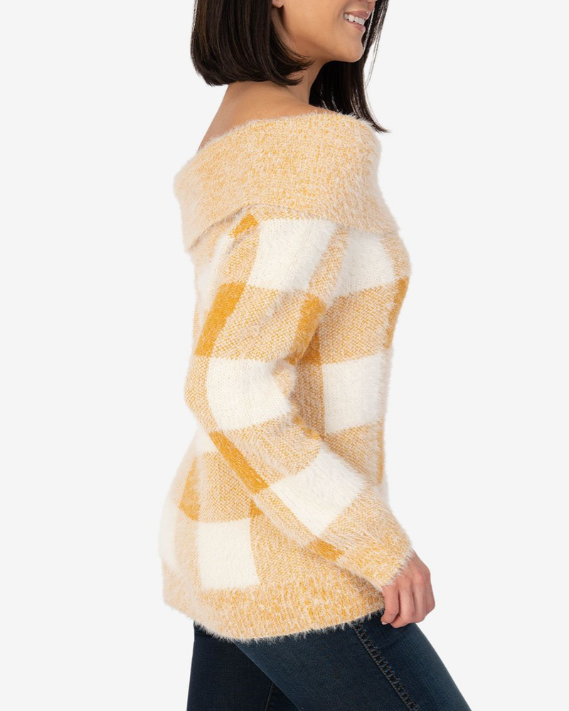 Kut from the Kloth Kut from the Kloth 'Haruka' Off Shoulder Sweater