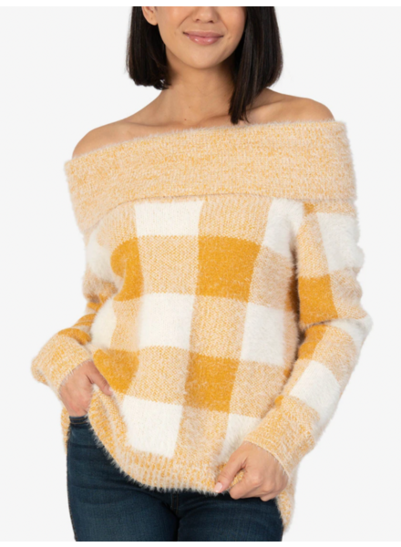 Kut from the Kloth 'Haruka' Off Shoulder Sweater