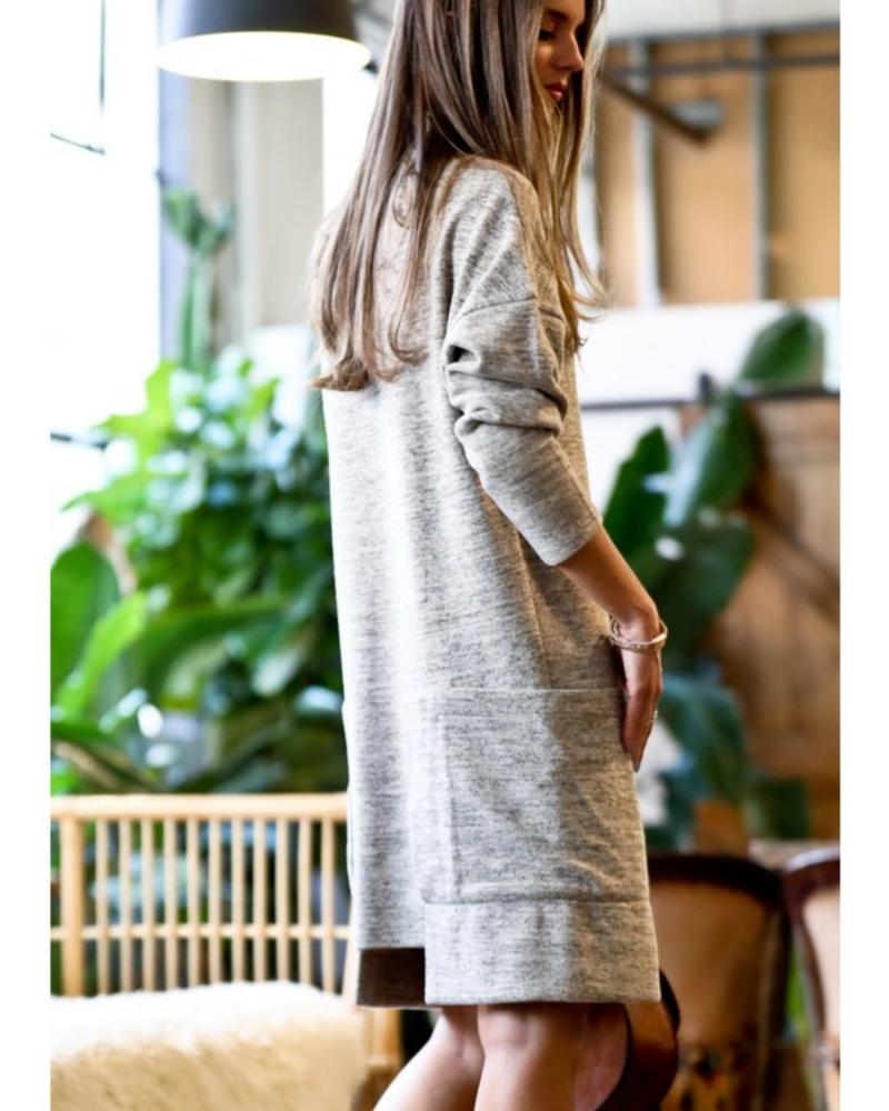Mazik Mazik 'Deep Pockets' Dress