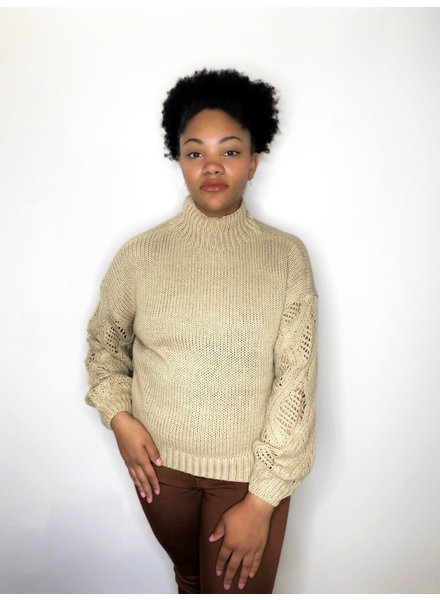 RD Style 'Bailey's Irish Cream' Sweater