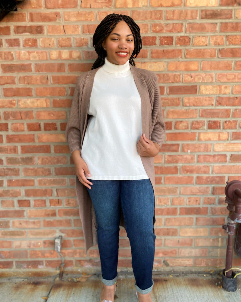 RD Style RD Style 'Robetrotter' Robe Cardigan
