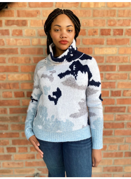 RD Style 'Undercover Blues' Sweater
