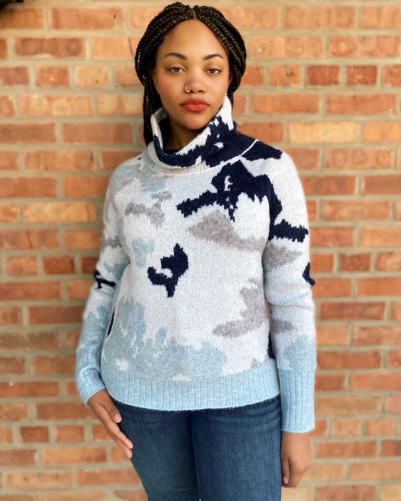 RD Style RD Style 'Undercover Blues' Sweater