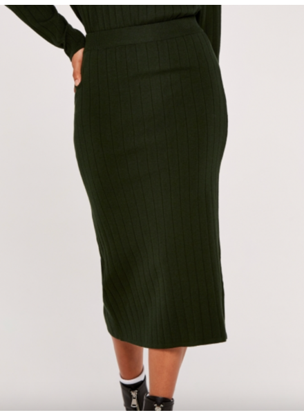 Apricot 'My Neck of the Woods' Skirt