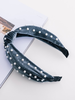 Jen & Co. Jen & Co. 'Britta' Pearl Knot' Headband