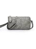 Jen & Co. Jen & Co. 'Kendall' Snapper Cheetah Crossbody Bag